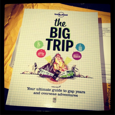 "Lonely Planet's ""The Big Trip"""