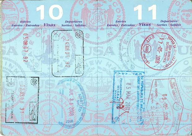 Israel, Peru, Germany, Nicaragua, the U.S.