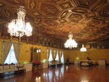 Inside Palacio del Gobierno