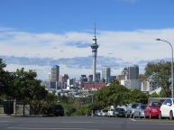 Auckland from Ponsonby