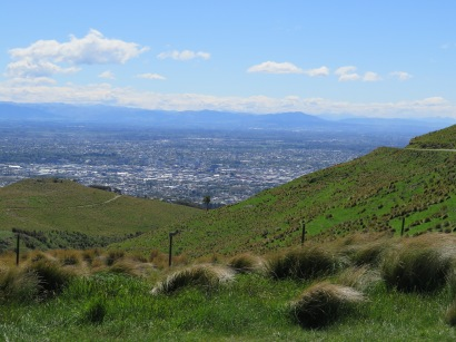 Chch from above