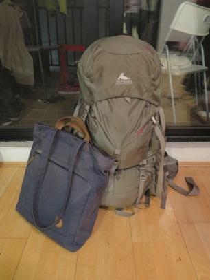 Bags in November (Sydney)