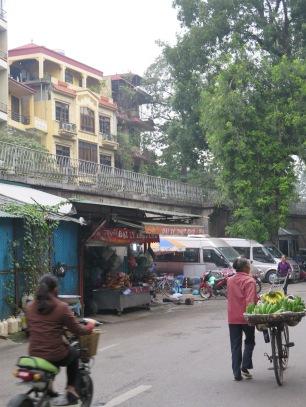 Typical Hanoi scene