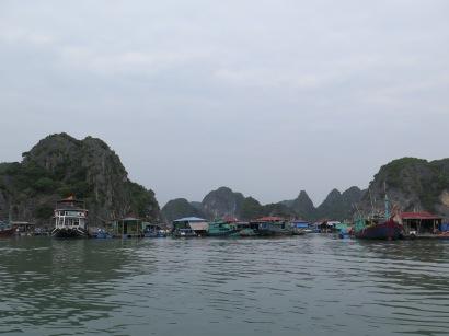 Floating Village