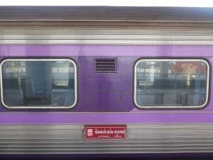 Butterworth to Bangkok
