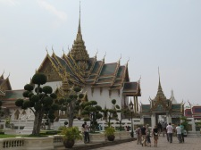Grand Palace temple