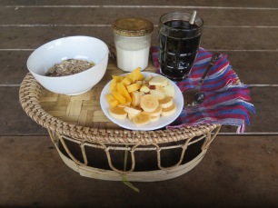 Muesli - and how every meal is served