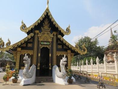 Roadside temple
