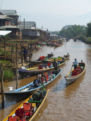 Near the floating market