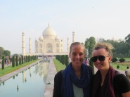 Me and Kwaz and the Taj