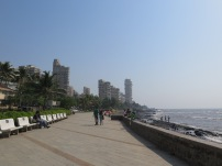 Beachside in Bandra