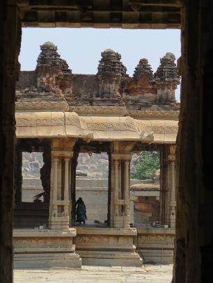 Inside Vithala