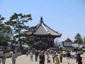 Octagonal Hall at Kofukuji