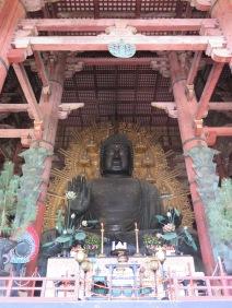 Inside Todaji