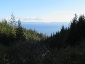 View toward Washington