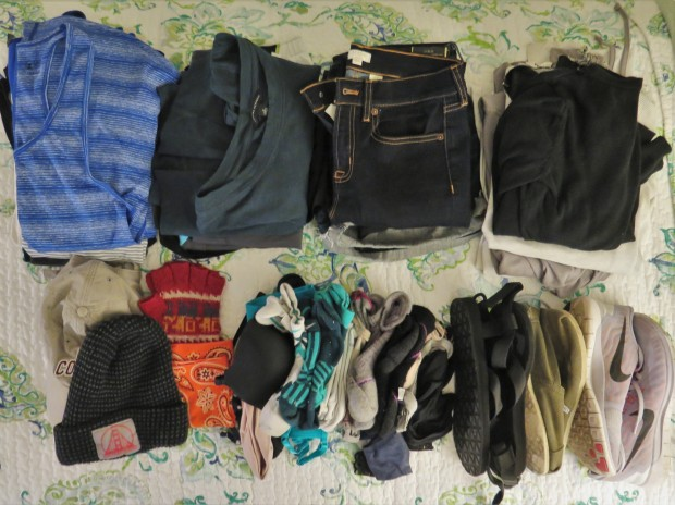 6 Months of Clothes