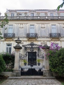 European-inspired House