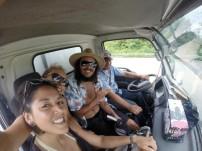 Ride to Tulum