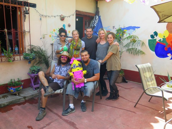 Hostel Casa Gaia family
