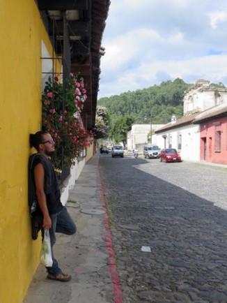 Walking around post-Rincon Tipico